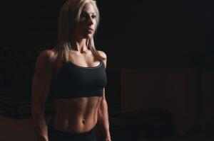 Strój sportowy na trening