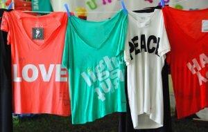 Stylizacje z t-shirtami